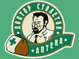 Логотип Аптека № 39 Доктор Столетов