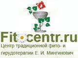 Логотип Центр традиционной фито и гирудотерапии Е.И.Мингинович, OOO