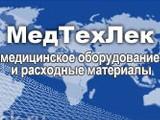 Логотип МедТехЛек, ООО