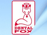 Логотип Дентал Фокс, ООО