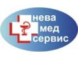 Логотип НеваМедСервис, ООО