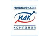Логотип ИДК медицинская компания, ОАО