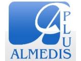 Логотип Алмедис Плюс