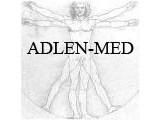 Логотип ADLEN-MED, OOO