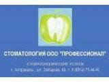 Логотип Профессионал, ООО, г. Астрахань