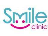 Логотип Smile Clinic, клиника стоматологии и косметологии