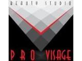 Логотип PRO VISAGE, ООО Студия красоты