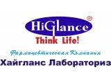 Логотип «Хайгланс Лабораториз» HiGlance Laboratories