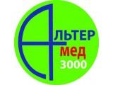 Логотип ООО АльтерМед 3000