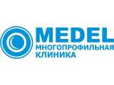 Логотип МЕДЕЛ Многопрофильная Клиника, ООО