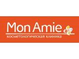Логотип Косметологическая клиника Mon Amie