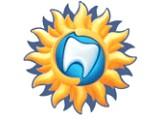 Логотип Санидент