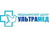 Логотип Наркологическая клиника Ультрамед