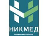 Логотип ООО «НикМед»