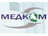 Логотип МедКом, ООО
