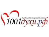 Логотип 1001духи.рф