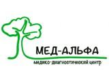 Логотип Мед-Альфа плюс