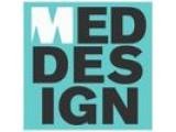 Логотип МЕД-ДИЗАЙН