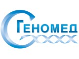 Логотип МГЦ «Геномед»